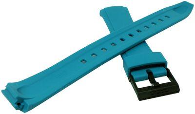 Herrenarmband Collection | für Resin türkisblau Casio AW-90H – Bild 2