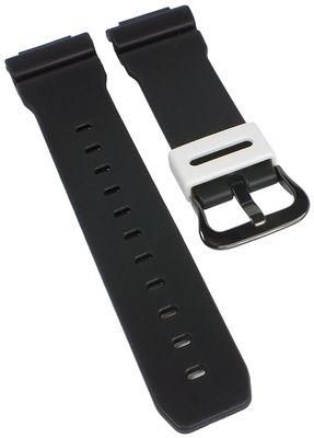 Armband | Resin schwarz Casio Vintage Rare Limited Edition DW-6900DQM – Bild 1