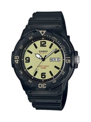 Casio Collection Herren-Armbanduhr Analog Quarz MRW-200H-5BVEF