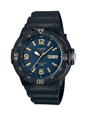 Casio Collection Herren-Armbanduhr Analog Quarz MRW-200H-2B3VEF