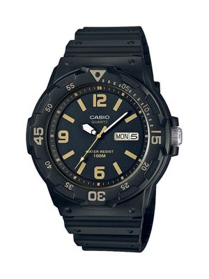 Casio Collection Herren-Armbanduhr Analog Quarz MRW-200H-1B3VEF