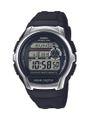 Casio Wave Ceptor Herrenuhr | Digitaluhr Funksignal WV-M60-1AER 001