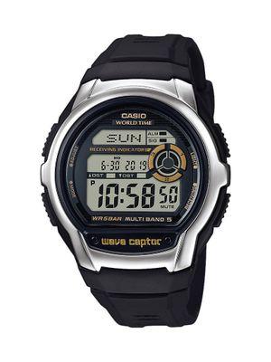 Casio Wave Ceptor Herrenuhr | Digitaluhr Funksignalempfänger WV-M60-9A