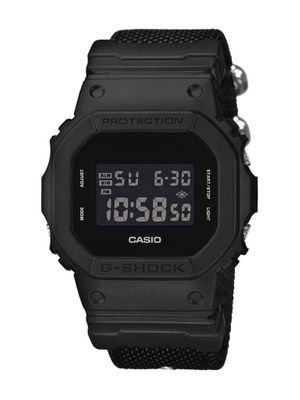 Casio G-Shock Herrenuhr | Digitaluhr Multifunktionsalarm DW-5600BBN-1E – Bild 2