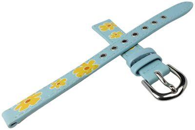 Casio Kinderuhrenarmband   Ersatzband Collection Textil 12mm LTP-1288B – Bild 2