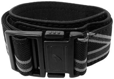 Casio Ersatzband | Durchzugsband aus Textil 20mm schwarz für BGX-260V – Bild 1
