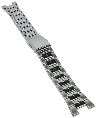 Casio Uhrenarmband | Ersatzband aus Edelstahl für Collection LTD-2000D – Bild 1