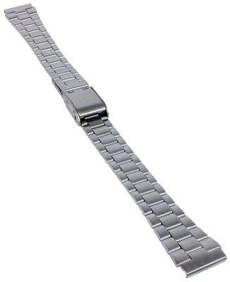 Casio Uhrenarmband 13mm | Ersatzband aus Edelstahl für Collection LB611A – Bild 1