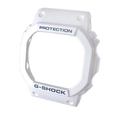 Casio Bezel  | Ersatzteil Lünette weiß für G-Shock GWX-5600C
