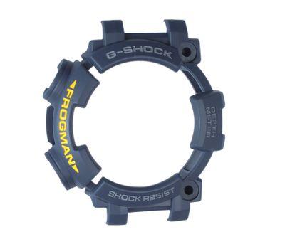 Casio Bezel | Ersatzteil Lünette blau für G-Shock GWF-D1000NV