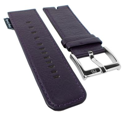 Betty Barclay Beautiful Time | Uhrenband Violett für BB201.00.346.929 – Bild 1
