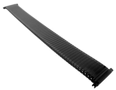 Minott | Zugband Edelstahl schwarz Teleskopanstoß 20mm 31280B – Bild 2