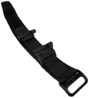 Calypso Ersatzband Nylon schwarz Klettverschluß für K5673 K5672 K5674 – Bild 2