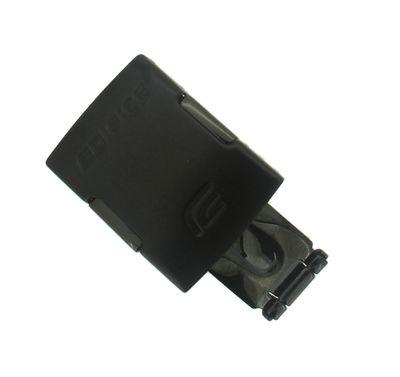 Casio Faltschließe 20mm   Edelstahl schwarz für Edifice EQB-500DC  – Bild 1
