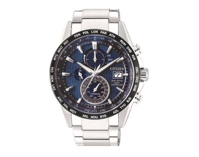 Citizen Eco Drive Funk | Super Titanium Herren Chronograph AT8154-82L