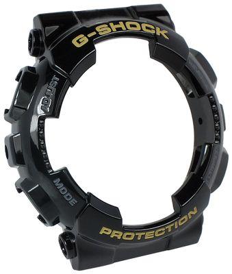 Casio Bezel   Ersatzteil  Lünette schwarz für G-Shock GA-110GB