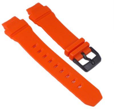 Casio Baby-G Ersatzband | Uhrenarmband Resin orange für BGA-230 – Bild 1