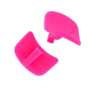 Casio Ersatzteile | 2x Endstück Cover Bottom pink für Pro-Trek PRG-300