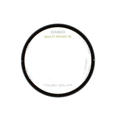 Casio G-Shock Uhrenglas | Mineralglas mit Aufdruck GW-810