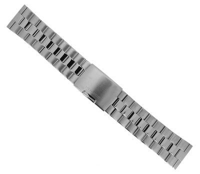 Police Bushmaster Uhrenarmband | Edelstahl silbern für  P14638XSTU/61M – Bild 1