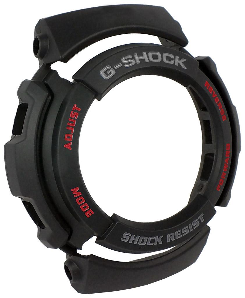 Casio BezelErsatzteil Lünette Resin blau für G-Shock G-303B