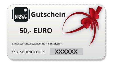 Minott Center | Geschenk-Gutschein im Wert von 50 Euro