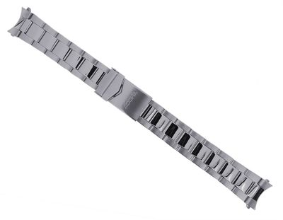 Adora Herrenuhrenarmband | Edelstahl Faltschließe für KU5022 KU5024 – Bild 1
