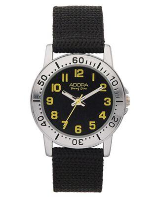 Adora Youngline | Jungen-Armbanduhr analog Quarz mit Nylonband 32480 – Bild 1