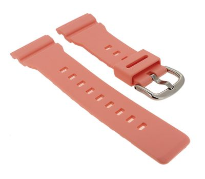 Casio Baby-G Ersatzband | Uhrenarmband Resin orange für BA-111 – Bild 1