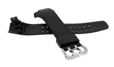 Casio Ersatzband   Uhrarmband Resin schwarz für G-Shock G-056B – Bild 2