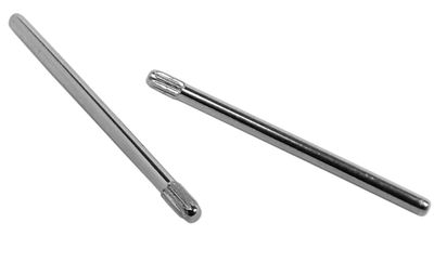 Minott Stahlstifte | Stifte mit Riffelkopf | Durchmesser Ø 0,9 | 32736
