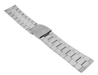 Casio Edifice Uhrenarmband | Ersatzband aus Edelstahl für EFR-545SBDB – Bild 1