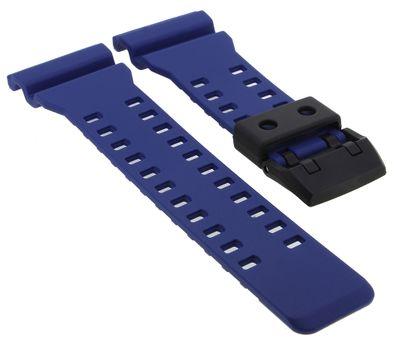 Casio Ersatzband | Uhrarmband Resin blau für G-Shock GA-700