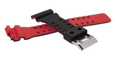 Casio Ersatzband | Uhrarmband Resin schwarz für G-Shock GA-400 GA-700 – Bild 2