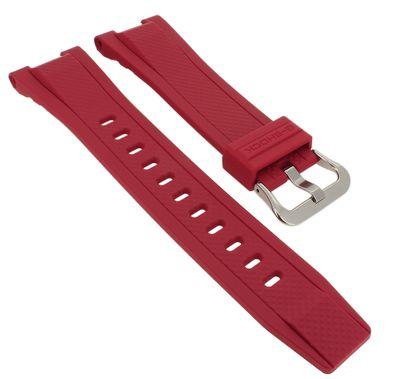 Casio G-Shock Ersatzband | Uhrarmband Resin rot für GST-W300G – Bild 1