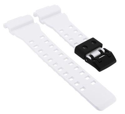 Casio Ersatzband | Uhrarmband Resin weiß für G-Shock GA-700 – Bild 1