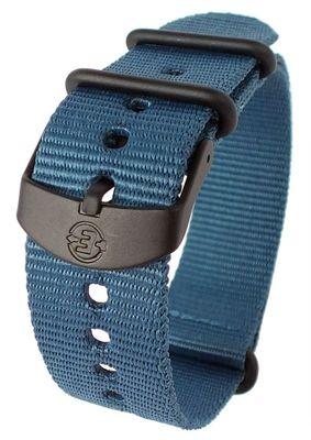 Timex Expedition Indiglo 20mm Durchzugsband aus Textil blau TW4B04800 – Bild 1