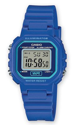 Casio Collection Uhr | Digital LED Light aus Resin LA-20WH-2AEF