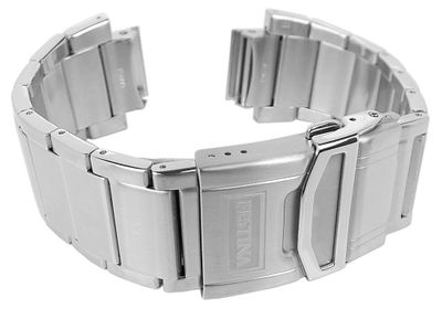 Festina Chrono ⇒ Uhrenarmband 17mm Edelstahl silbern F16774 ⇒ F16775  – Bild 1