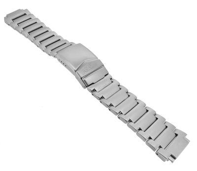 Roamer Power 8 > Uhrenarmband Edelstahl silberfarben > 750947 750932 – Bild 1