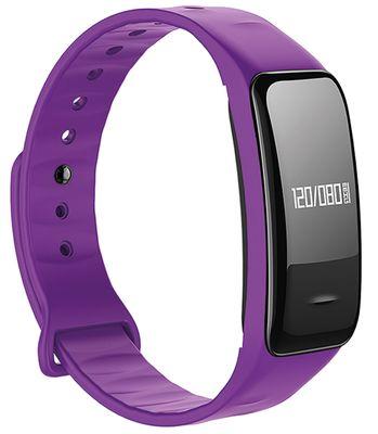 Atlanta ⇒ Smartwatch Digitaluhr Silikonarmband lila ⇒ Damenuhr 9701,8