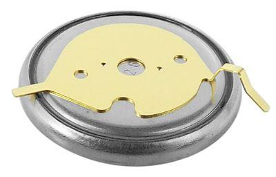 Citizen | Akku Panasonic Batterie LiIon Knopfzelle mit Fähnchen MT1620 – Bild 2