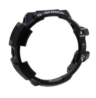 Casio Bezel | Ersatzteil Lünette Resin schwarz für G-Shock GW-A1100 – Bild 1