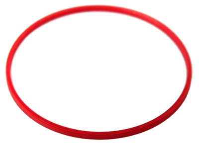 Eterna Royal Kontiki ⇒ Bodendichtung rot Dichtung rund ⇒ 184.1563.82