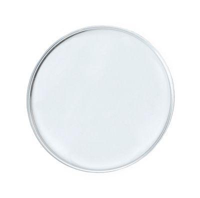 Minott MSI ► Uhrenglas mit I- Dichtung Mineralglas flach rund ► 34301