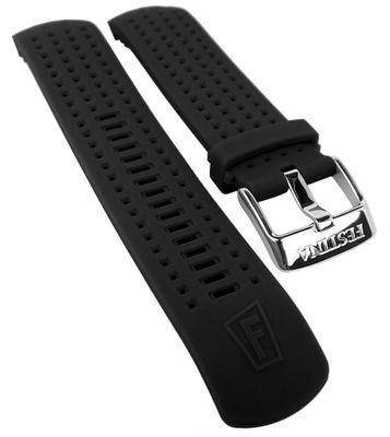 Festina Chrono Bike → Uhrenarmband aus Kautschuk in schwarz → F20353/1 – Bild 1