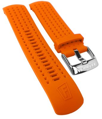 Festina Chrono Bike > Uhrenarmband in orange aus Kautschuk < F20353/6 – Bild 1