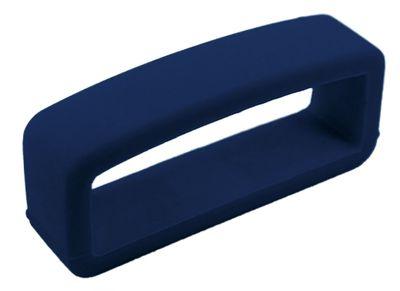 Festina Chrono Bike ► Kautschukschlaufe 22mm in blau ► F20353/3 – Bild 1