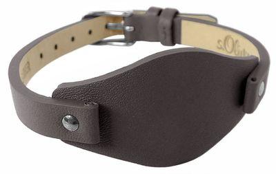 s.Oliver Unterlagenband > Band 8mm Leder braun > SO-2963-LQ SO-2964-LQ – Bild 1