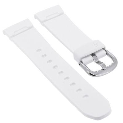Casio Baby-G Ersatzband | Uhrenarmband Resin weiß für BGA-100 BGA-101 – Bild 1